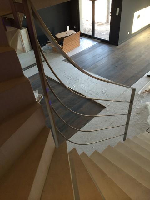 construction toit terrasse. Black Bedroom Furniture Sets. Home Design Ideas