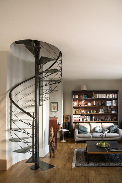 escalier grenoble contemporain escalier grenoble par photographe. Black Bedroom Furniture Sets. Home Design Ideas