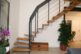 Escalier Suspendu Nova Modern Treppen Sonstige Von