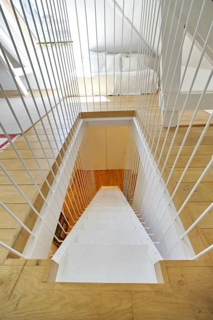 Escaliers contemporain-escalier