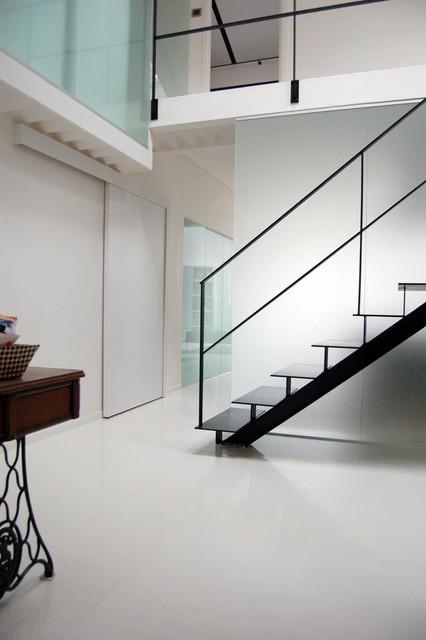 Loft Au Pre Saint Gervais Modern Treppen Paris Von