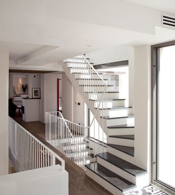Awesome Escalier Maison Contemporaine Pictures