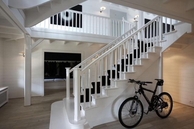 Nouvelle Angleterre au Brabant Wallon ! - Contemporain - Escalier ...