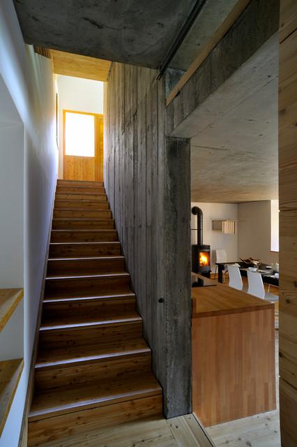 Escalier Interieur Ferme