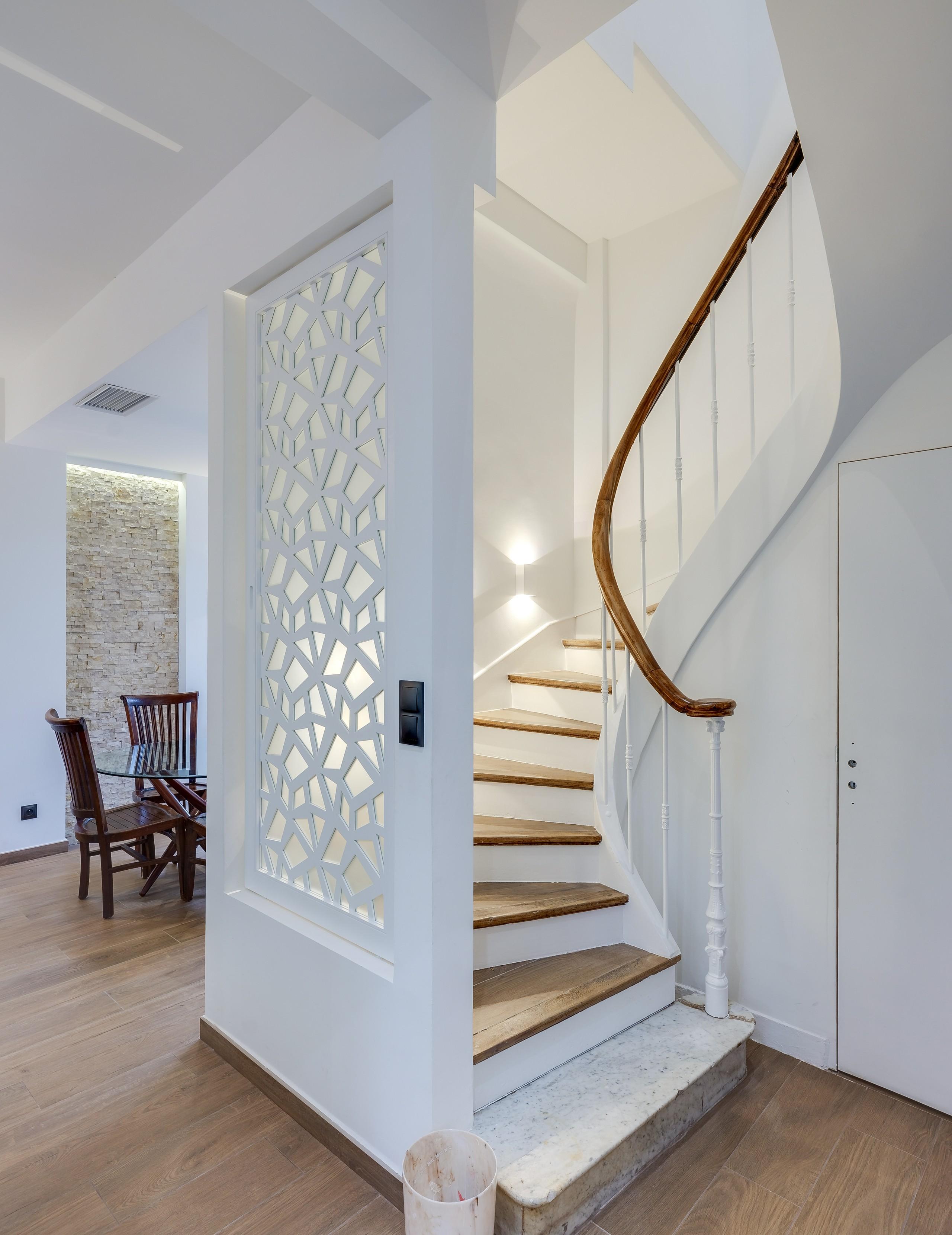 Réhabilitation et agrandissement d'une maison marseillaise