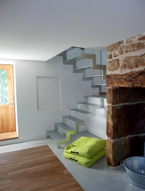 Restauration D Une Grange En Maison D Habitation