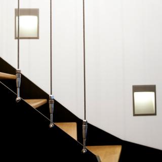 Un Duplex A Saint Germain Des Pres Modern Treppen