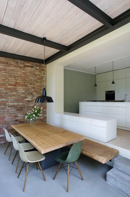 Modern Esszimmer By Hannelore Kaup Architekten