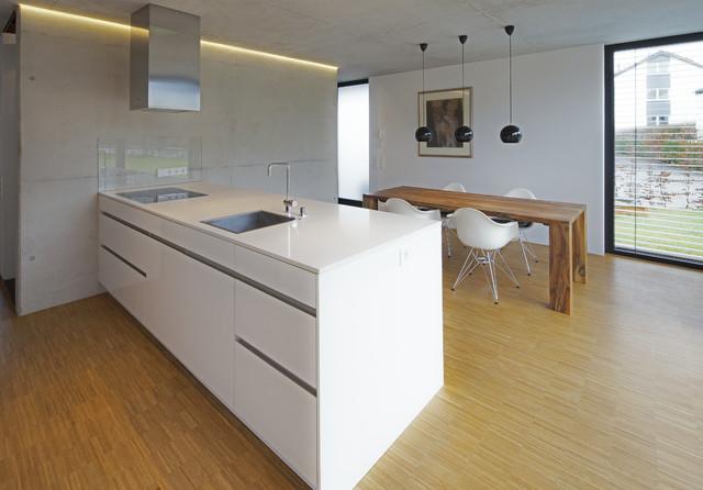 doppelhaus bp11 modern esszimmer other metro von schiller architektur bda. Black Bedroom Furniture Sets. Home Design Ideas