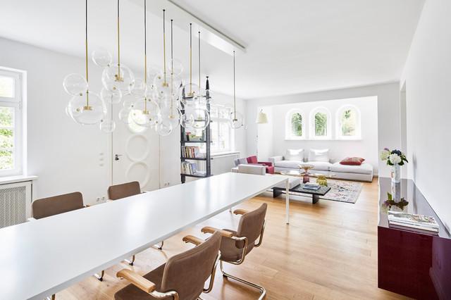 Einfamilienhaus Köln Von Studio 1073 Modern Esszimmer