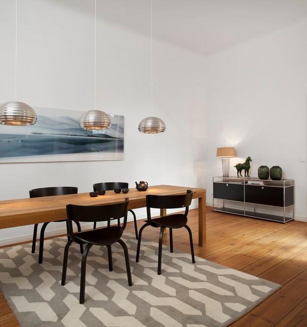 Weinbergstraße potsdam contemporary dining room berlin by britta weißer innenarchitekten