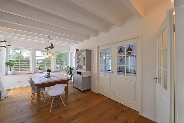 Schiebetüren Frankfurt esszimmer mit flügel schiebetüren landhausstil esszimmer