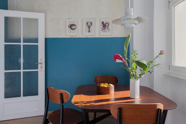 frank karl mid century esszimmer berlin von vintagency. Black Bedroom Furniture Sets. Home Design Ideas