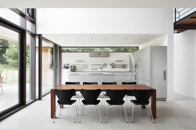 Häuser b1 b2 modern dining room