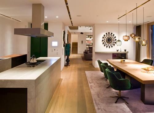 und ich suche genau diese esstischlampen. Black Bedroom Furniture Sets. Home Design Ideas