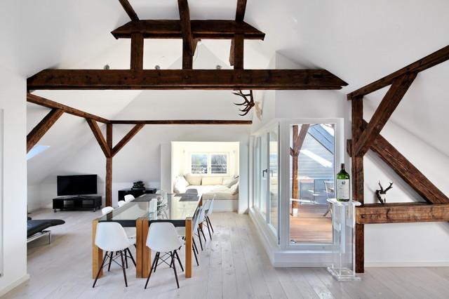 haus hedwig skandinavisch esszimmer k ln von architekturb ro claudius thiele. Black Bedroom Furniture Sets. Home Design Ideas