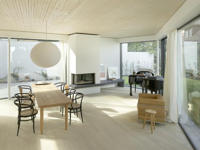 Haus k2 modern esszimmer stuttgart von bottega ehrhardt architekten gmbh - Esszimmer stuttgart ...