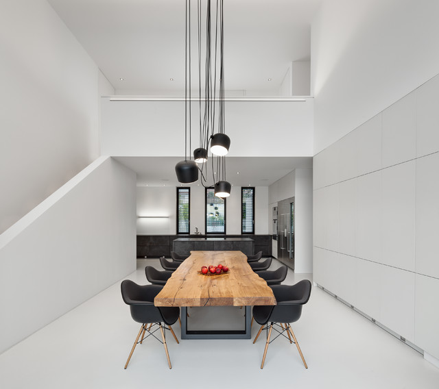 haus r modern dining room munich by be planen architektur gmbh. Black Bedroom Furniture Sets. Home Design Ideas