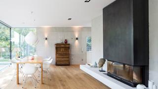 haus w in m nchen eklektisch esszimmer m nchen von. Black Bedroom Furniture Sets. Home Design Ideas