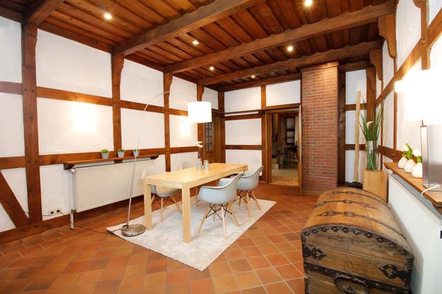 Home Staging In Nottuln Eklektisch Esszimmer
