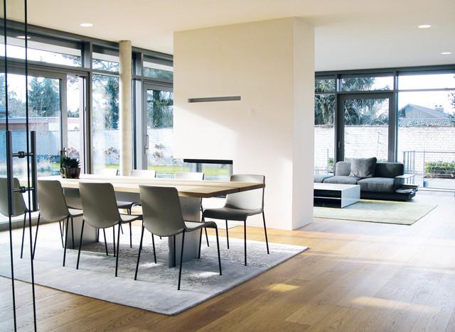 Inneneinrichtung Eines Wohnhauses Contemporary Dining Room