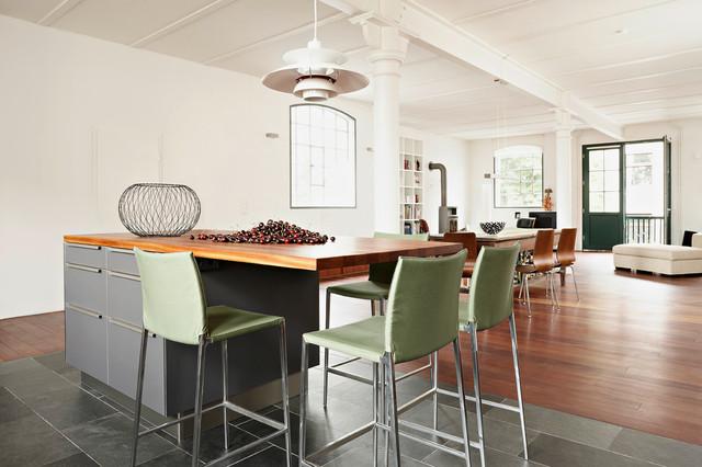 k che 6 industrial dining room hamburg by k che design. Black Bedroom Furniture Sets. Home Design Ideas