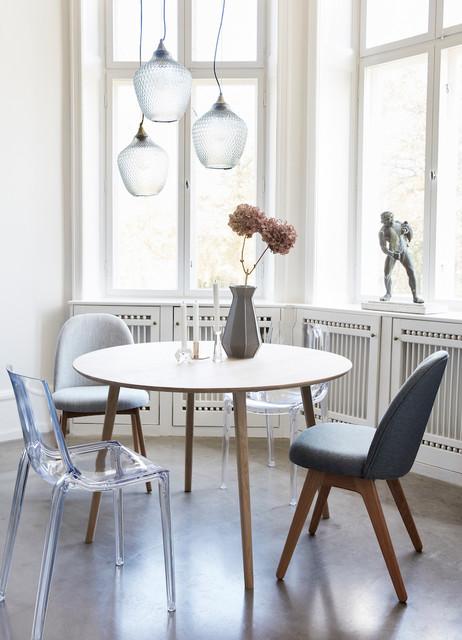 Living with Hübsch Interior - Skandinavisch - Esszimmer ...