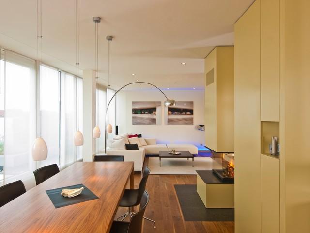 Innenarchitektur Liechtenstein loft o contemporary dining room munich by innenarchitektur