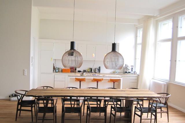 loft project Berlin contemporary-dining-room