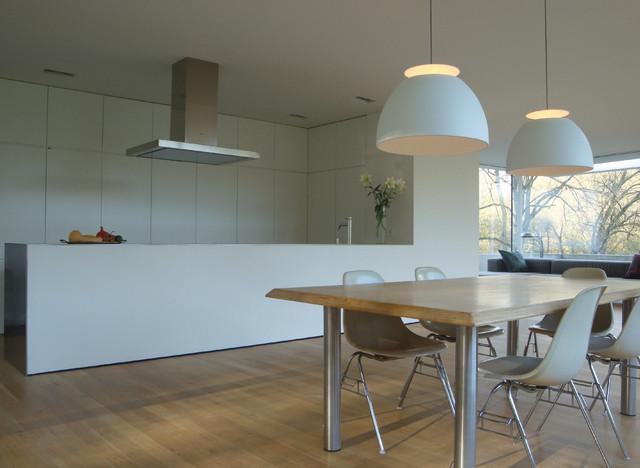 Lumini Bossa offene Küche Esszimmer - Modern - Esszimmer - München ...