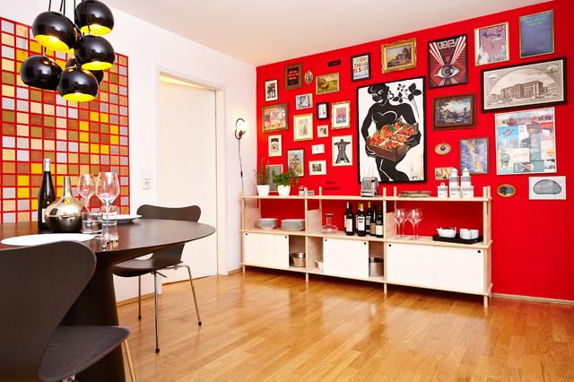 mach doch mal bunt modern esszimmer frankfurt am main von neuvonfrisch gmbh. Black Bedroom Furniture Sets. Home Design Ideas