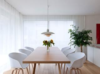 Moderner offener essbereich modern esszimmer stuttgart von kitzlingerhaus - Esszimmer stuttgart ...