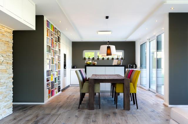 Offene Küche in Metzingen Bulthaup b1