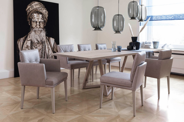 polo dining essgruppe bielefelder werkst tten klassisch esszimmer n rnberg von bella. Black Bedroom Furniture Sets. Home Design Ideas