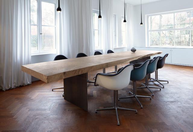 AuBergewohnlich Rustikal Esszimmer Modern Esszimmer