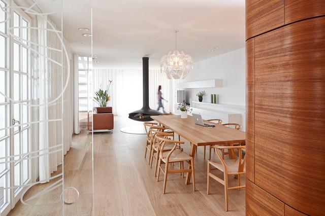 Salle à manger moderne - La Trident - Modern - Esszimmer ...