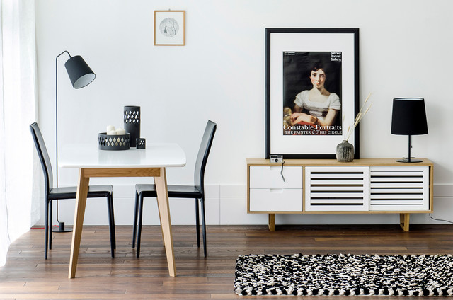 scandi chic skandinavisch esszimmer berlin von fashion4home gmbh. Black Bedroom Furniture Sets. Home Design Ideas