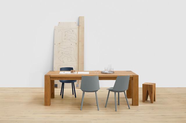 tisch bigfoot modern esszimmer frankfurt am main von e15 design distributions gmbh. Black Bedroom Furniture Sets. Home Design Ideas