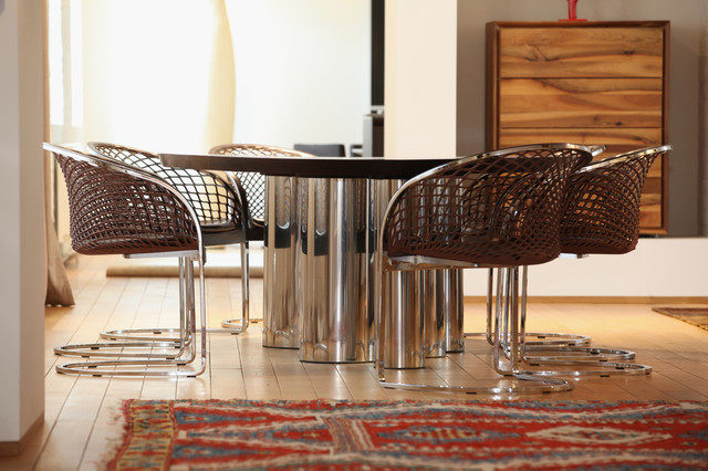 Tisch Tons rund oder oval  Contemporary  Dining Room