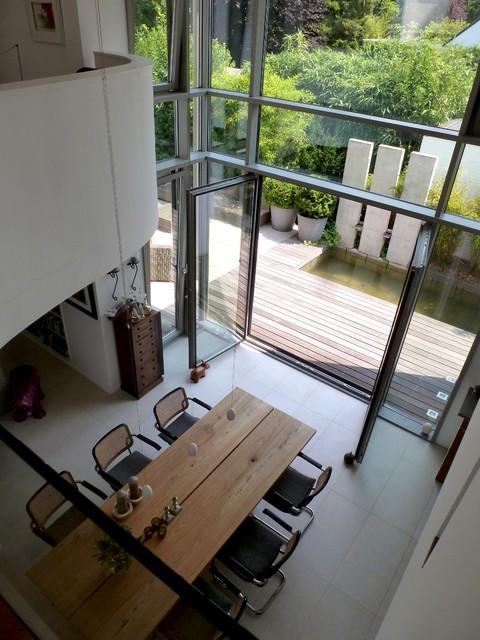 Schön Umbau Und Aufstockung Eines EFH Modern Esszimmer