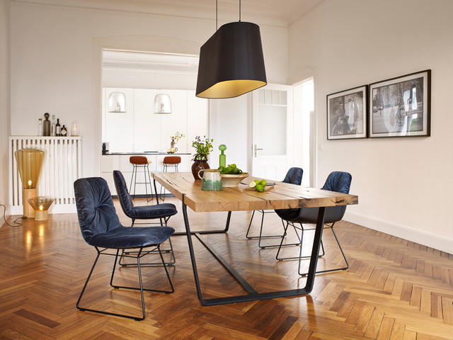 Wohnhaus in Hamburg - Contemporary - Dining Room - Other ...