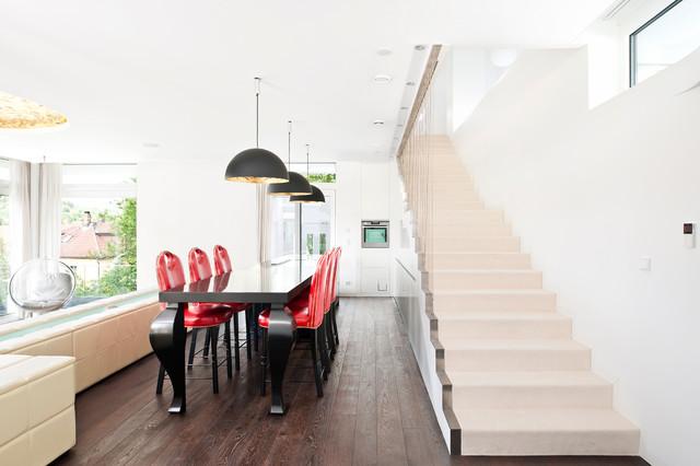 Wohnhaus W2 Modern Esszimmer