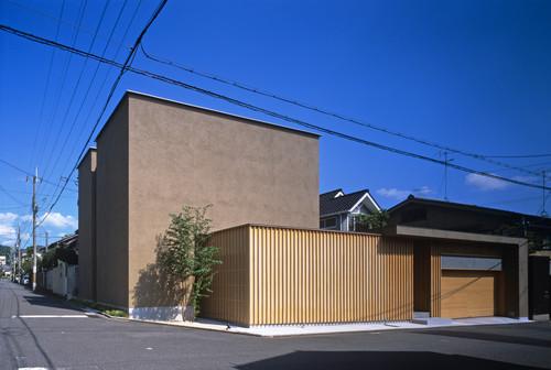 北白川の家 House in Kitashirakawa