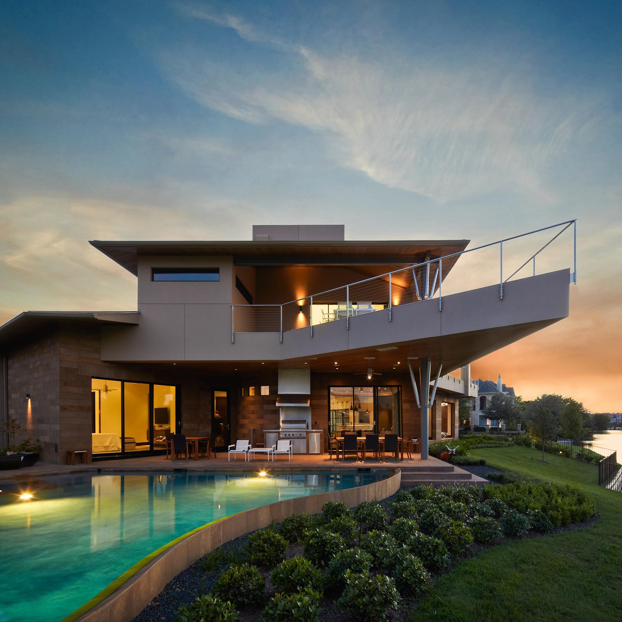 03. Modern Lakefront