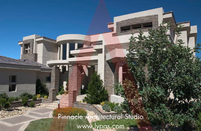 03119_Private Residence contemporary-exterior