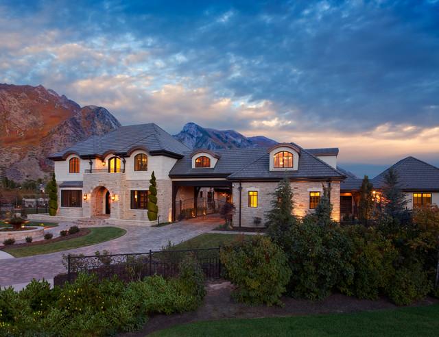 09 - Alpine, Utah Residence traditional-exterior