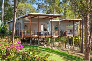 1 bedroom grannyflat / small house - Contemporary - Exterior - Brisbane