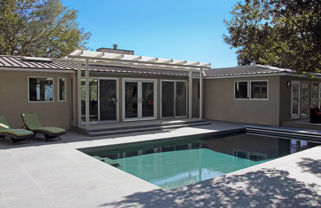 1. Napa Valley Entire House Remodel modern-exterior