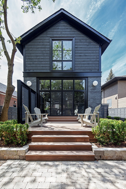 1095 Royal York Transitional Exterior Toronto By