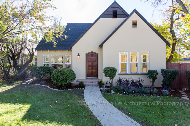 1219 A House traditional-exterior